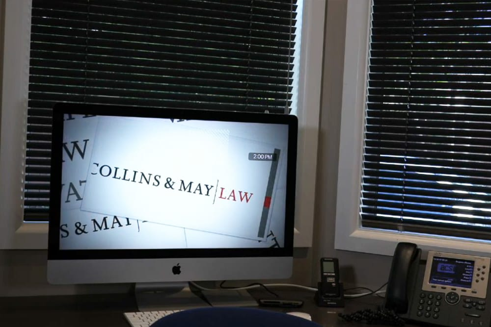 New Website plus live Streaming from Collins & May